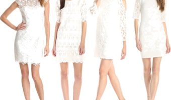 How to Wear the White Dress in Summer