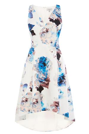 CARMEL PRINT MARIE DRESS