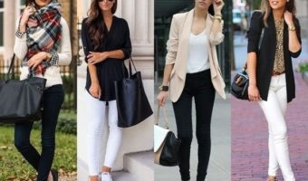 How to Look Effortless in Jeggings