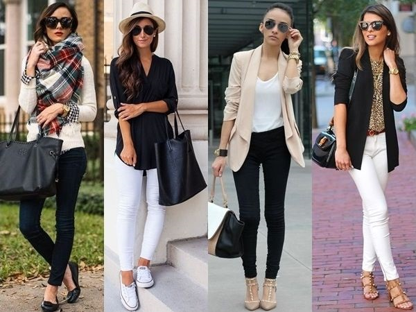 effortless ways to style your jeggings