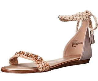 Nanette Nanette Lepore Women's Magnolia-N Flat Sandal