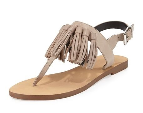 Rebecca Minkoff Women's Erin Flat Sandal