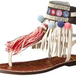 10 Gorgeous Boho-Chic Sandals