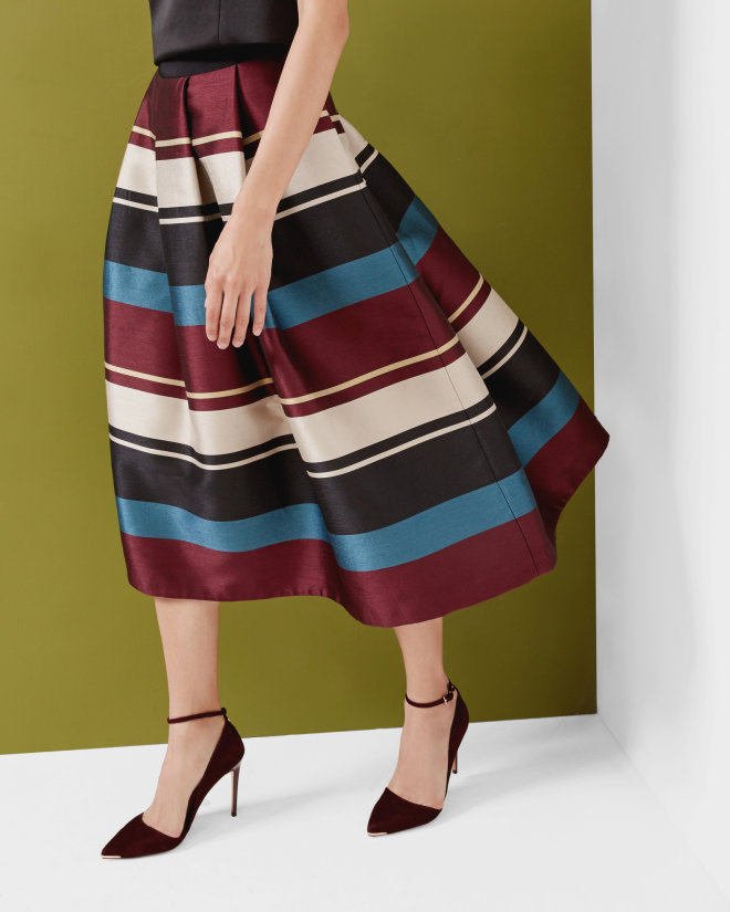 antique-stripe-full-midi-skirt