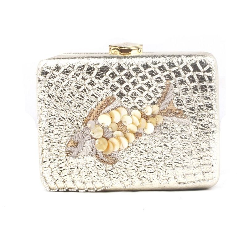 Pearl-Fresca-Leather-Clutch