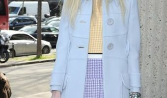 3 Fashionable Ways Celebrities Wear Pastel Coat
