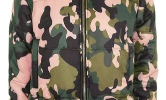 5 Lovely Pieces in Camo Print