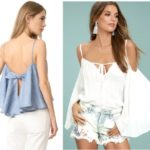 Designer Vs. Affordable: The Off-Shoulder, Ruffles Romance