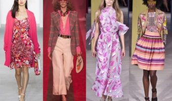 Runway Inspired: Add a Splash of Pink to Your Summer Wardrobe