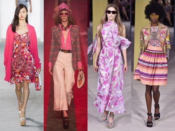 Runway Inspired: Add a Splash of Pink to Your Summer Wardrobe