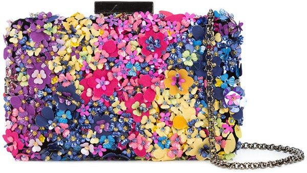 Now Trending: Floral Bags