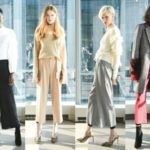 How to Wear the Cropped Wide Leg Trousers this Winter