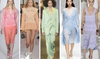 12 Ways to Wear the Pastel Trend for Spring 2018