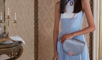 How to Wear the Collared Bib Dress