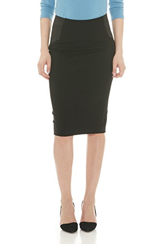 Slimming Pencil Skirt