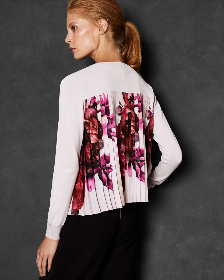 Splendour-pleat-back-cardigan