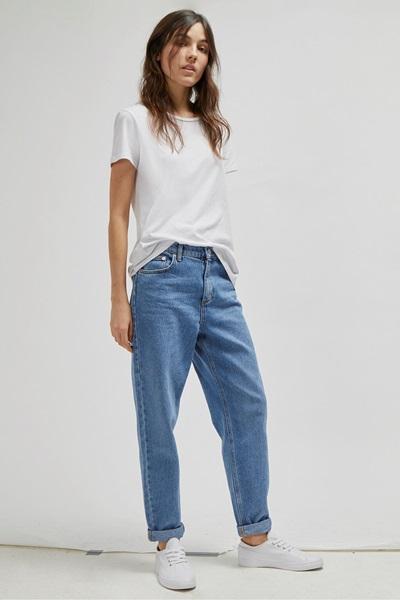 how to wear vintage denim jeans