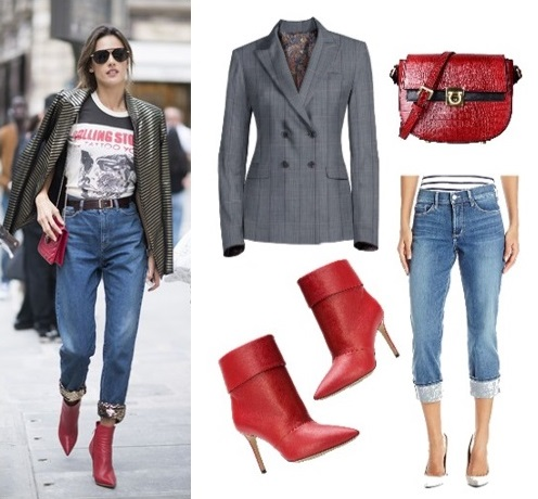 blazer-with-high-waisted-jeans-outfit