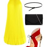 How to Wear Bold High-Heeled Shoes