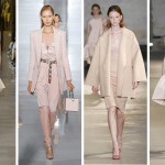 The Feminine and Super Elegant Nude Color Trend for Spring