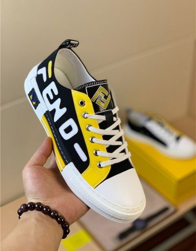 Fendi sneakers for men