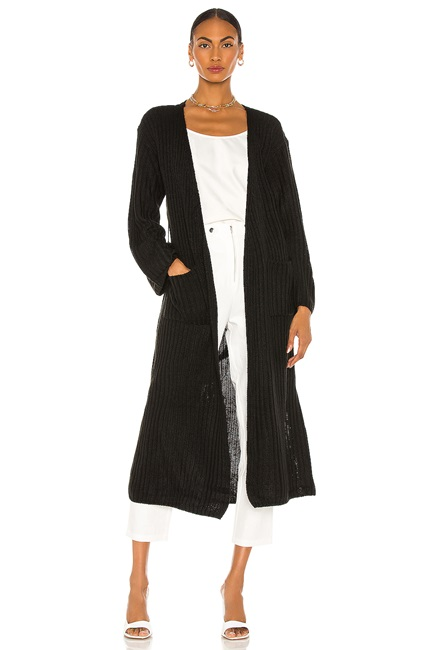Kimono Belted Wrap Cardigan