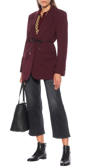 relaxed yet sophisticated fall winter looks