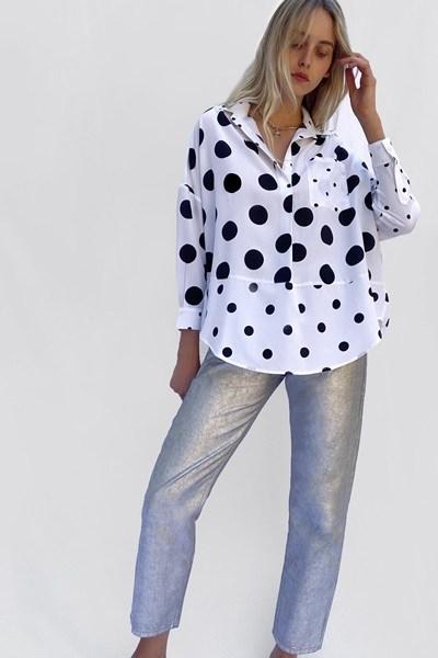 Dotty Popover Shirt