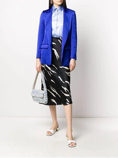 The Blue Bright Colored Blazer