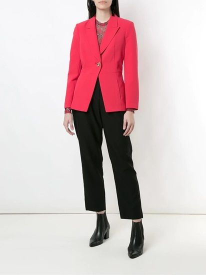 The Pink Bright Colored Blazer