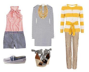 Wear Stripes with Stripes