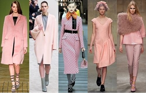 how to wear pastel pink