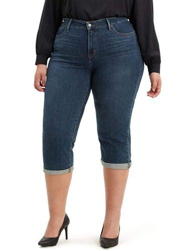 Shaping-Capri-Jeans-for-Plus-Size-Women