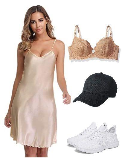 how-to-wear-a-slip-dress-with-bra