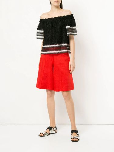 red-knee-length-culottes
