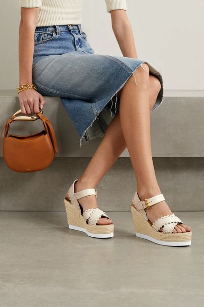 scalloped-leather-espadrille-wedge-sandals